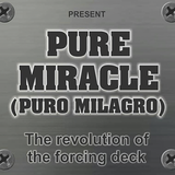Pure Miracle (Gimmicks and Online Instructions) by Mago Larry - Trick