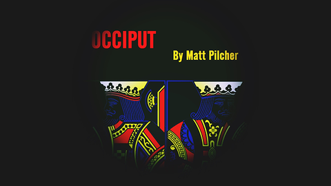 Occiput by Matt Pilcher video DOWNLOAD - Available at pipermagic.com.au