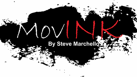 MOVINK by Steve Marchello video DOWNLOAD - Available at pipermagic.com.au