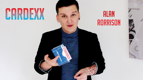 Cardexx by Alan Rorrison video DOWNLOAD