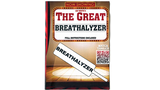 The Great Breathalyzer Paddle by MagicWorld - Trick - Available at pipermagic.com.au