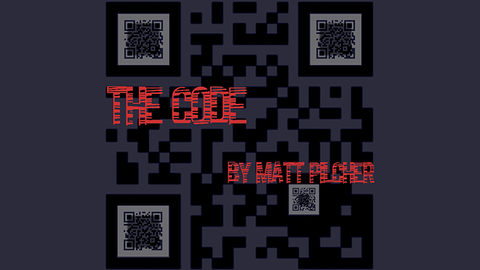 The Code by Matt Pilcher video DOWNLOAD - Available at pipermagic.com.au