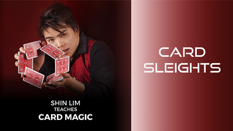 Card Sleights by Shin Lim (Single Trick) video DOWNLOAD - Available at pipermagic.com.au