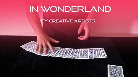 In Wonderland by Creative Artists video DOWNLOAD - Available at pipermagic.com.au