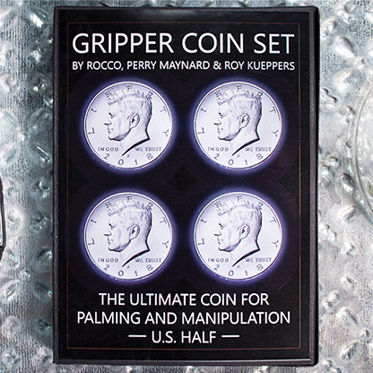Gripper Coin by Rocco Silano