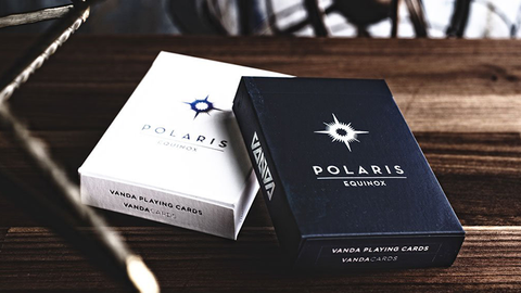 Polaris Equinox Dark Edition Playing Cards
