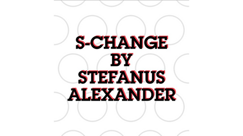 S-Change by Stefanus Alexander video DOWNLOAD - Available at pipermagic.com.au