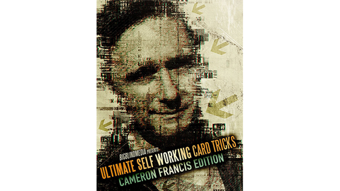 Ultimate Self Working Card Tricks: Cameron Francis Edition video DOWNLOAD - Available at pipermagic.com.au