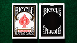 Bicycle Insignia Back (Black) Playing Cards - Available at pipermagic.com.au