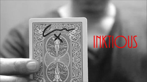 iNKTIOUS by Arnel Renegado video DOWNLOAD - Available at pipermagic.com.au