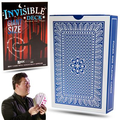 Giant Invisible Deck - Magic Makers