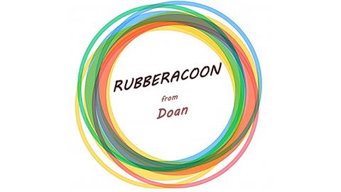 Rubberacoon by Doan video DOWNLOAD - Available at pipermagic.com.au
