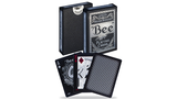 Bee Silver Stinger Playing Cards by USPCC - Available at pipermagic.com.au