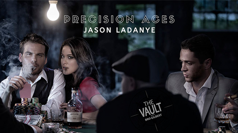 The Vault - Precision Aces by Jason Ladanye video DOWNLOAD
