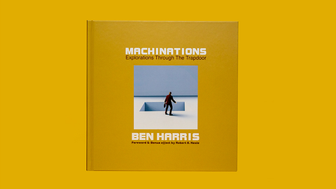 Machinations by Ben Harris - Signed Copy