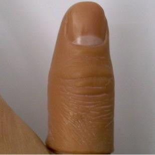 Realistic Thumb Tip - Available at pipermagic.com.au