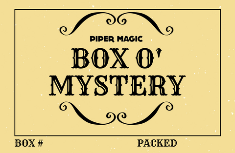 Box O' Mystery - Assorted Grab Bag