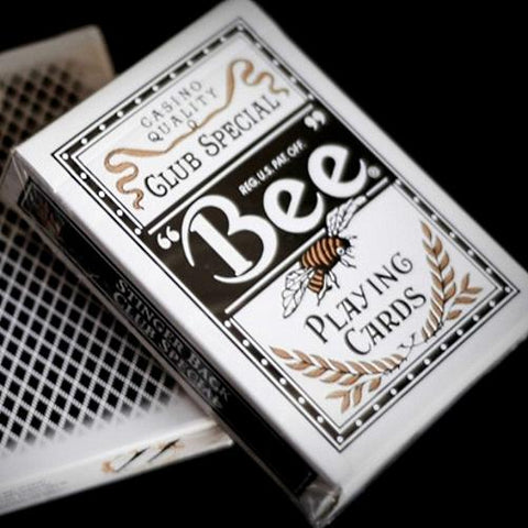 Bee Stingers Playing Cards Club Special Rare Black