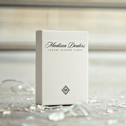 Madison Dealers Playing Cards Green Erdnase Deck