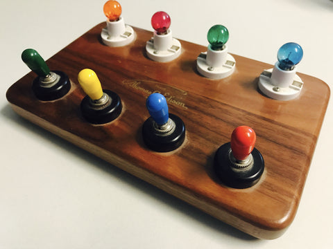 Mini-Magic Switchboard - Wellington Enterprises - Available at pipermagic.com.au