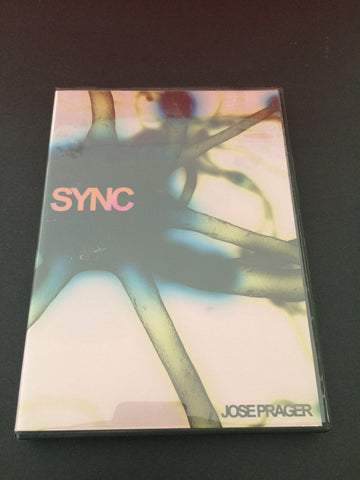 Jose Prager - Sync DVD - Available at pipermagic.com.au