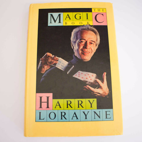 The Magic Book - Harry Lorayne - Available at pipermagic.com.au
