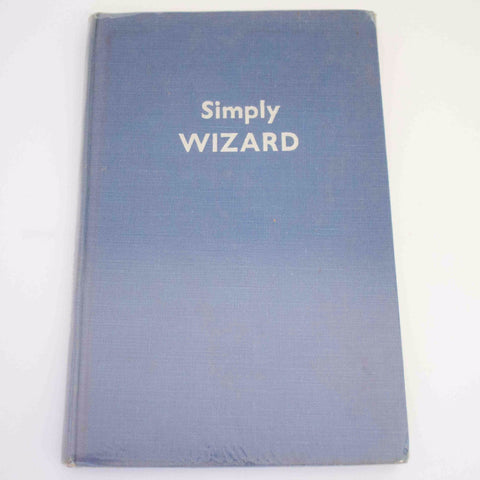 Simply Wizard - Goodliffe - Available at pipermagic.com.au