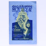 Cigarette Magic - D Deveen - Available at pipermagic.com.au