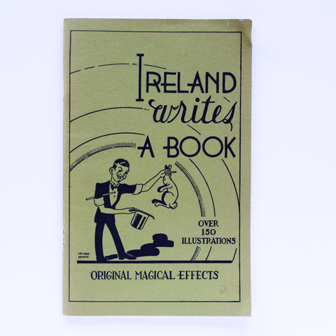 Ireland Writes a Book - Laurie Ireland - Available at pipermagic.com.au