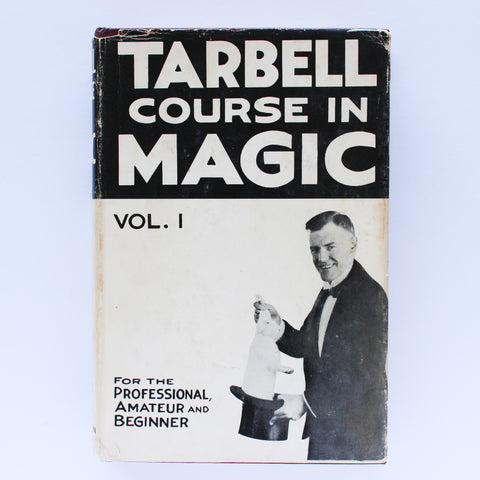 Tarbell Course in Magic - Vol. 1 - Available at pipermagic.com.au