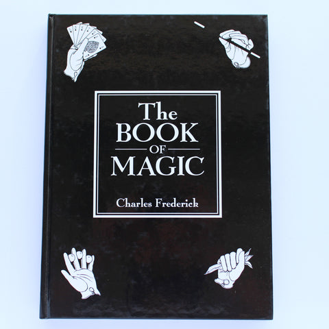 The Book of Magic - Charles Frederick - Available at pipermagic.com.au