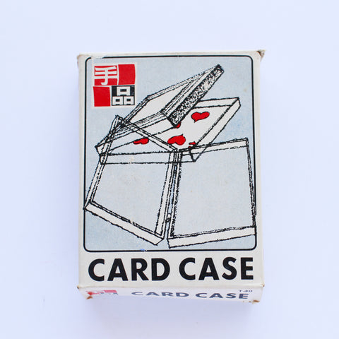 Tenyo - Card Case (T-40) - Available at pipermagic.com.au