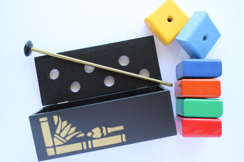 Mental Double Block Release - Australian Made - Available at pipermagic.com.au