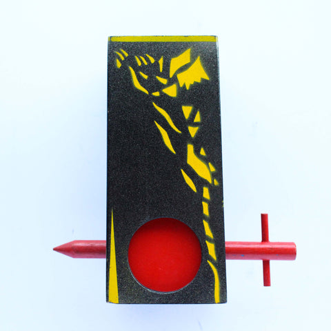 Vampire Block Release - Stage Size - Available at pipermagic.com.au