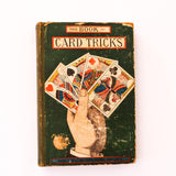 The Book of Card Tricks - Professor Kunard - Available at pipermagic.com.au