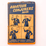 Amateur Conjurers Guide - Illusionist - Available at pipermagic.com.au