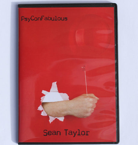Psyconfabulous - Sean Taylor - Available at pipermagic.com.au