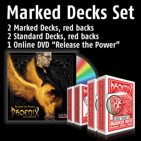 Phoenix Marked Decks Set