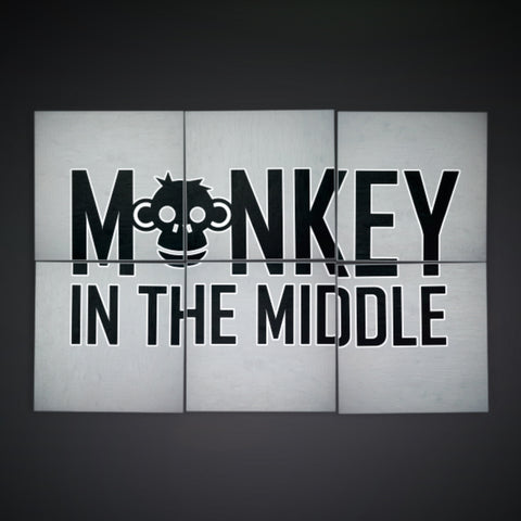 Monkey in the Middle by Bill Goldman presented by Magick Balay - Available at pipermagic.com.au