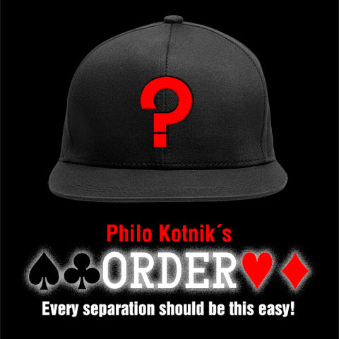 Order - by Philo Kotnik