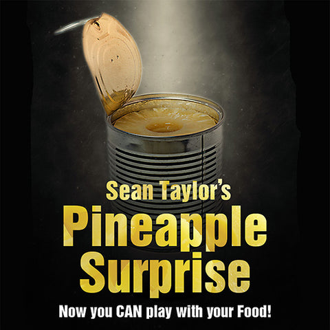 Pineapple Surprise by Sean Taylor - Available at pipermagic.com.au