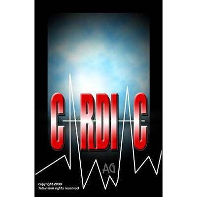 Cardiac by Andrew Gerard - Available at pipermagic.com.au