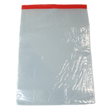 Clear Forcing Bag - Available at pipermagic.com.au