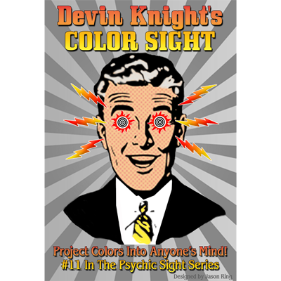 Color Sight (with gimmicks) by Devin Knight - Trick - Available at pipermagic.com.au