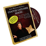 Cootie Catcher by Jason Michaels - DVD - Available at pipermagic.com.au