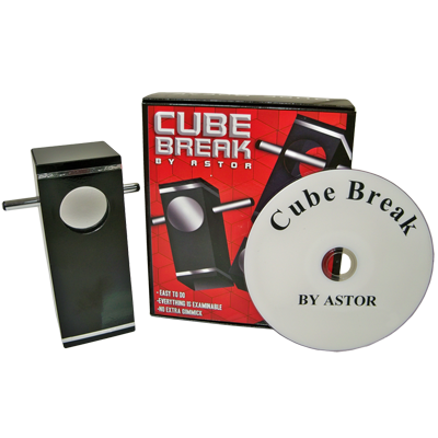 Cube Break by Astor - Trick - Available at pipermagic.com.au