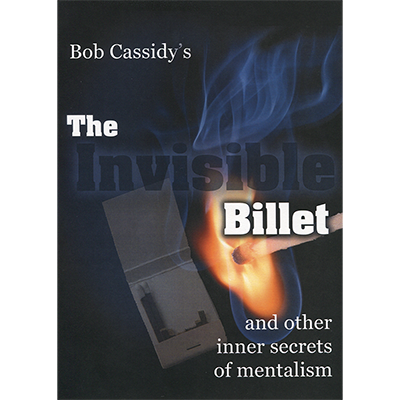 The Invisible Billet by  Bob Cassidy AUDIO DOWNLOAD - Available at pipermagic.com.au