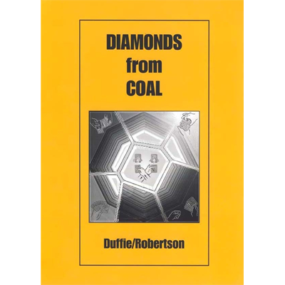 Diamonds from Coal (Card Conspiracy 3) by Peter Duffie and Robin Robertson eBook DOWNLOAD - Available at pipermagic.com.au