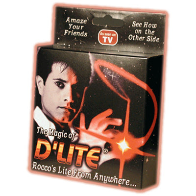 D'Lite Red (Pair) by Rocco - Available at pipermagic.com.au