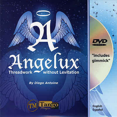 Angelux (DVD and Gimmick) by Tango - DVD - Available at pipermagic.com.au